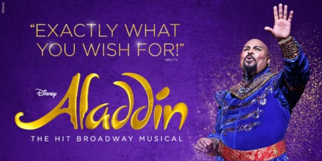 Disney's Aladdin tickets - from ONLY £25!
