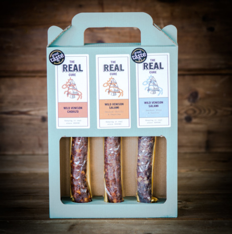Get this Salami Gift Trio for £20