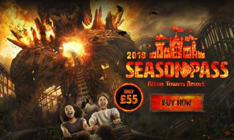 Pay for a Day - Come Back All Season for FREE*