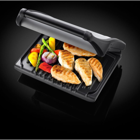 SAVE 60% on this Russell Hobbs - Entertaining 7-portion Grill!