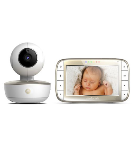 £50 OFF - Motorola MBP855 Connect video baby monitor!