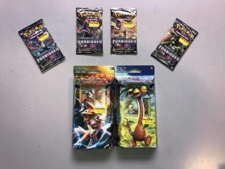 NOW IN!! New Pokemon theme decks at £13.00 each