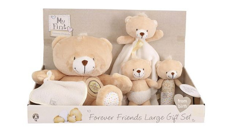 WOW! Forever Friends Large Baby Gift Set - NOW JUST £20
