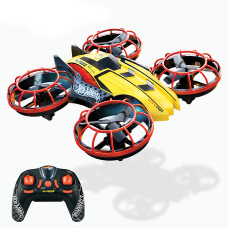 SAVE 22% on this Hot Wheels DRX Stingray Racing Drone!