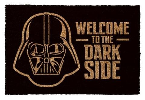 HMV EXCLUSIVE - Star Wars Darth Vader Dark Side Door Mat: £14.99!