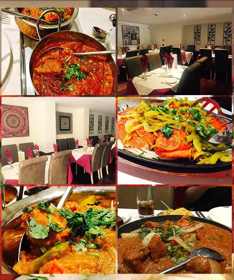 Pop in for a delicious curry this National Curry Week!