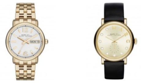 Save 20% Off Marc Jacobs Watches!