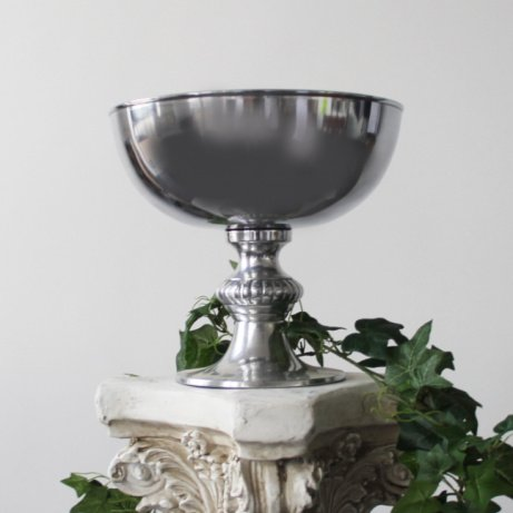 Silver Punchbowl