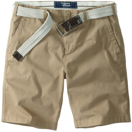 Belted Shorts - 2 for £32