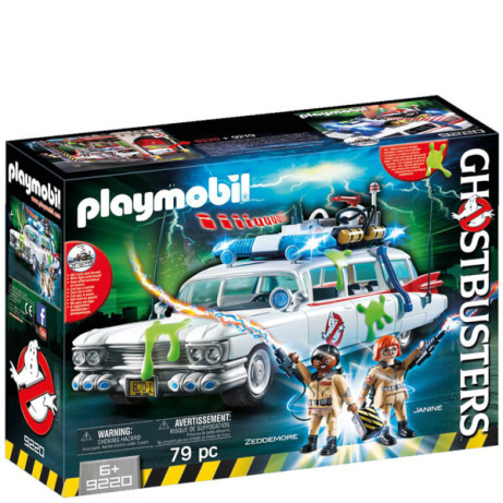 25% OFF - PLAYMOBIL GHOSTBUSTERS™ ECTO-1 (9220)!