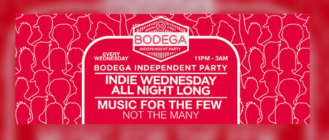Bodega Indie Wednesday : Jagerbomb Balloon Party