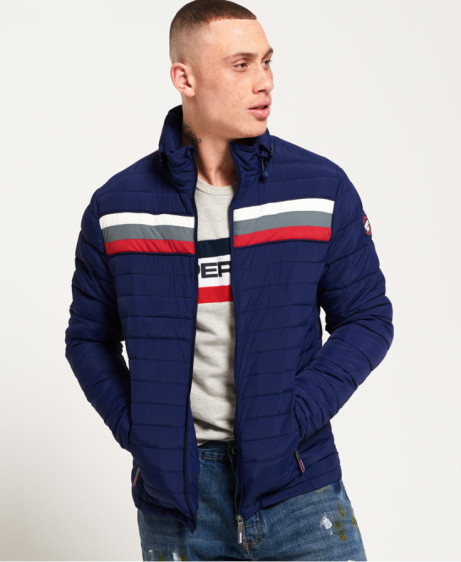 NEW SEASON - Colour Stripe Fuji Jacket £84.99!