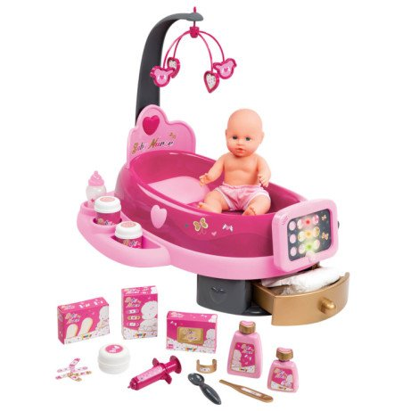SAVE 29% on this Smoby Baby Nurse Electronic Nursery Play Set!