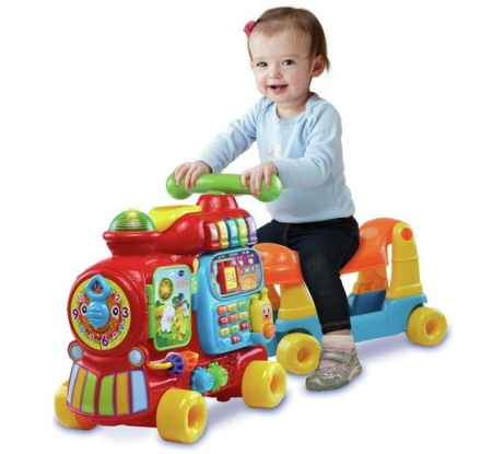 20% OFF - VTech Push and Ride Alphabet Train!