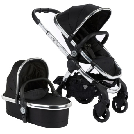 SAVE £320 on the iCandy Peach Pushchair and Carrycot Set - ONLY £645!