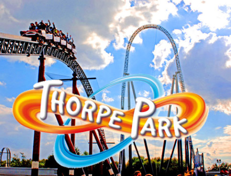 SAVE 55% & Visit Thorpe Park for ONLY £25!
