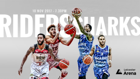 Leicester Riders vs Sheffield Sharks in Professional Basketball Action!