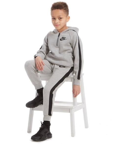 Nike Futura 1/4 Zip Suit Children - NOW ONLY £30!