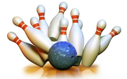 Daytime unlimited bowl for £5.99 per person.