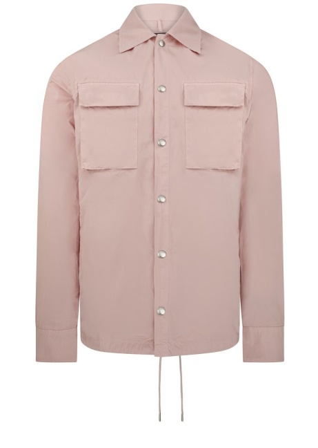 SAVE £88.00 - Penfield Oakledge Overshirt in Pink!