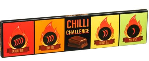 #MondayMadness - WIN - The Chilli Challenge