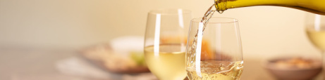 Many of our White Wines are Vegan friendly! Like our Chablis, Alain Bretin - £18.95!