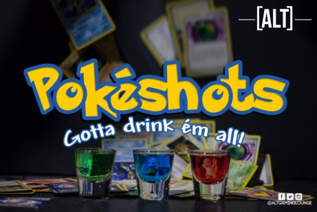 Come try our new Drinks POKESHOTS! 1 for £2 or 3 for £5. Try them in our Happy Hour right now!