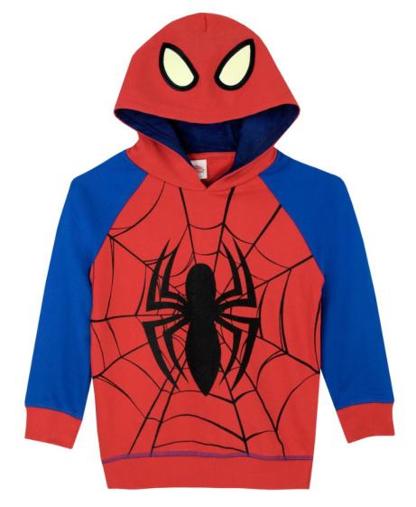 SAVE 60% on this Spiderman Hoodie!