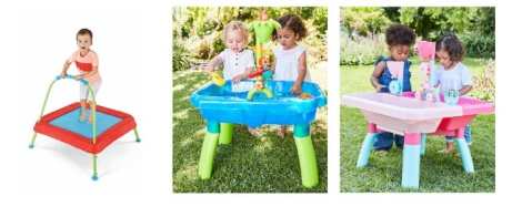 Get 3 for 2 on all elc outdoor toys!