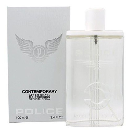 Police Contemporary Aftershave 100ml Spray WOW! - You save 60% £10.00