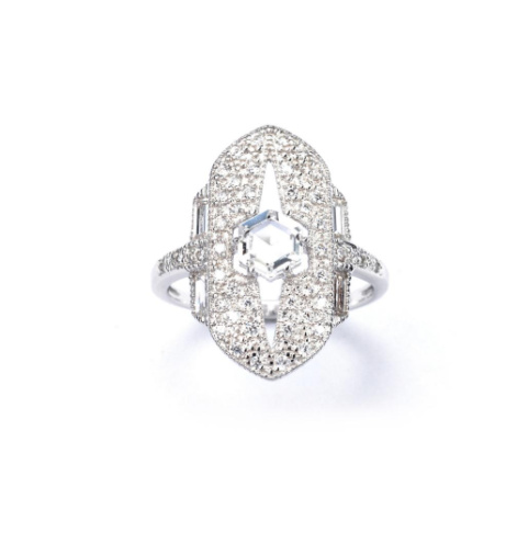 Shop the Shield Ring for just £130.00!