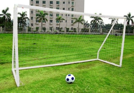 £50 off these Medium 10ft x 6ft football goal
