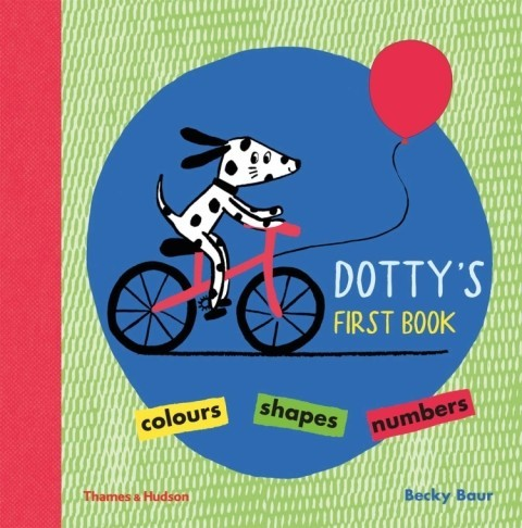 BEST SELLER - Dotty's First Book: £7.95!