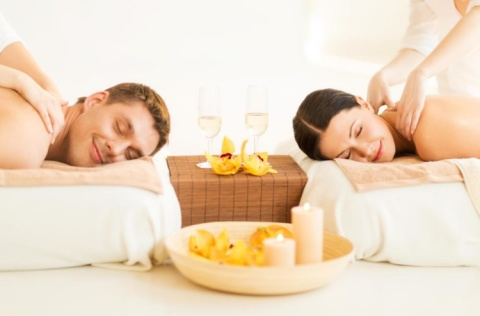 BEST SELLER, PERFECT FOR VALENTINES DAY - Blissful Spa Day Choice for Two!