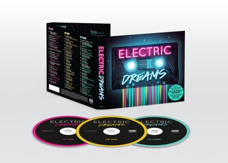 OUT NOW: Various Artists - Electric Dreams (3Cd) £5.00!