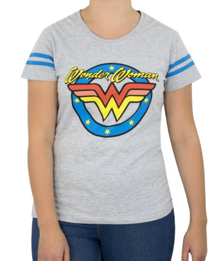 60% OFF this Womens Wonder Woman T-Shirt!