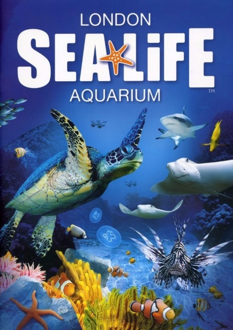 25% OFF - SEA LIFE London Aquarium Tickets & Photobook!