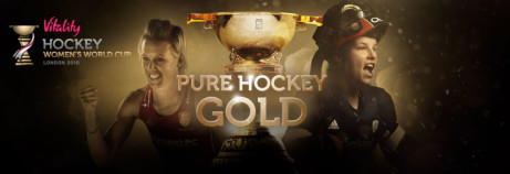 TICKETS AVAILABLE FOR THE HOCKEY WOMEN'S WORLD CUP