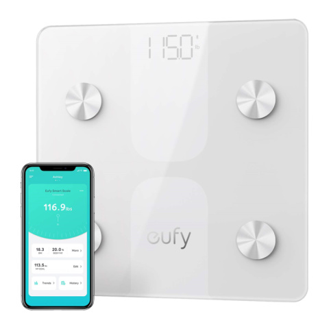 WIN- eufy Smart Scale C1 with Bluetooth
