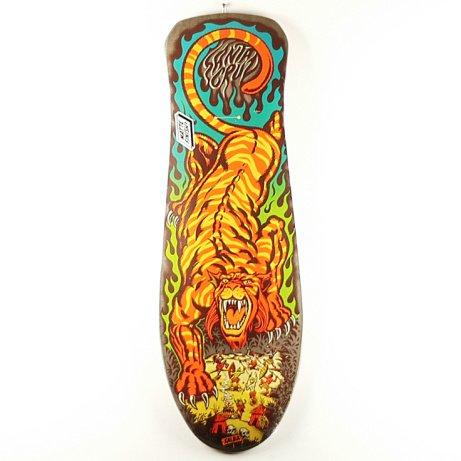 Santa Cruz Salba Tiger Deck - £95.00!