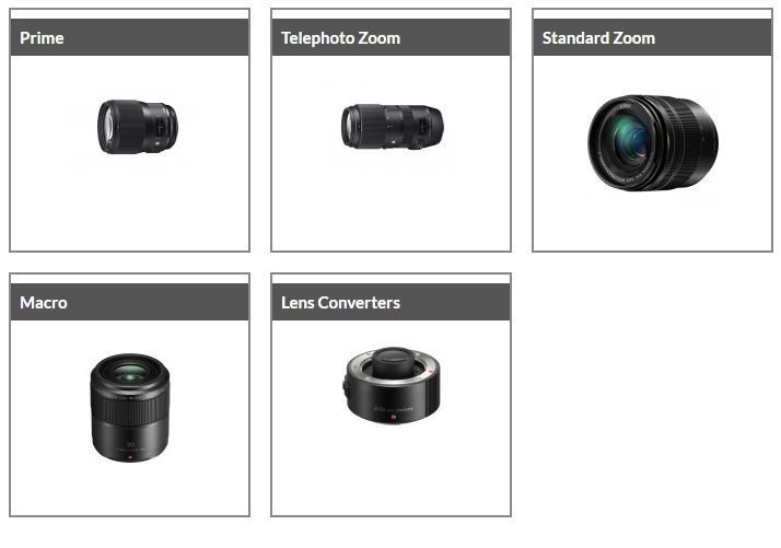 We at Camera Box love to bring our customers the very best in lenses...