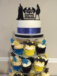 Try our cupcake towers!