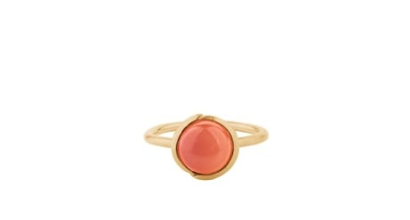 Aura Coral Ring JUST £60.00!