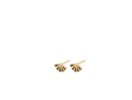 Shop the Flare Green Earrings for just £37.00!