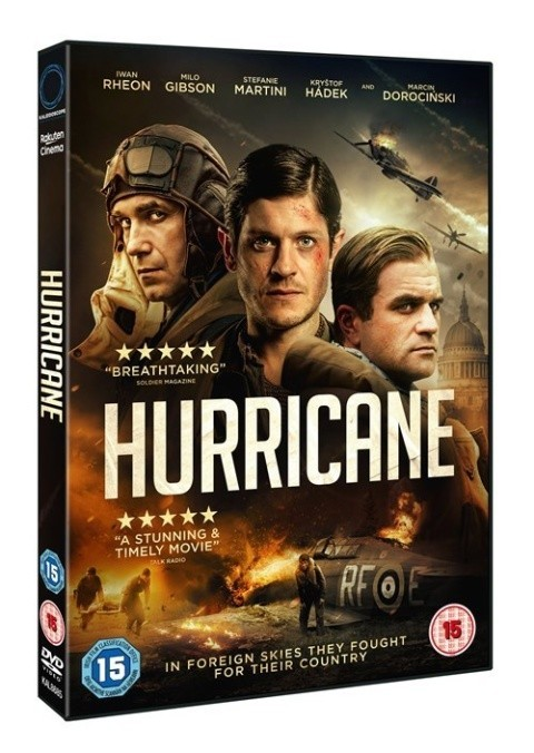 NEW DVD RELEASES - Hurricane by David Blair £7.99!