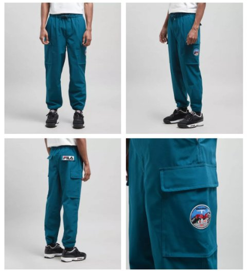 SALE, GET 42% OFF - Fila Youla Cargo Pants - size? Exclusive!