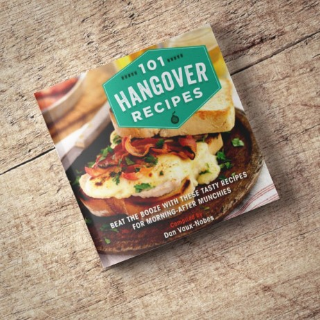 Beat the Bank Holiday Blues & SAVE 42% on 101 HANGOVER RECIPES!