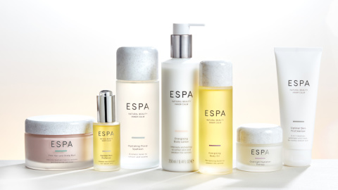 Save 15% on ESPA (new customers only)