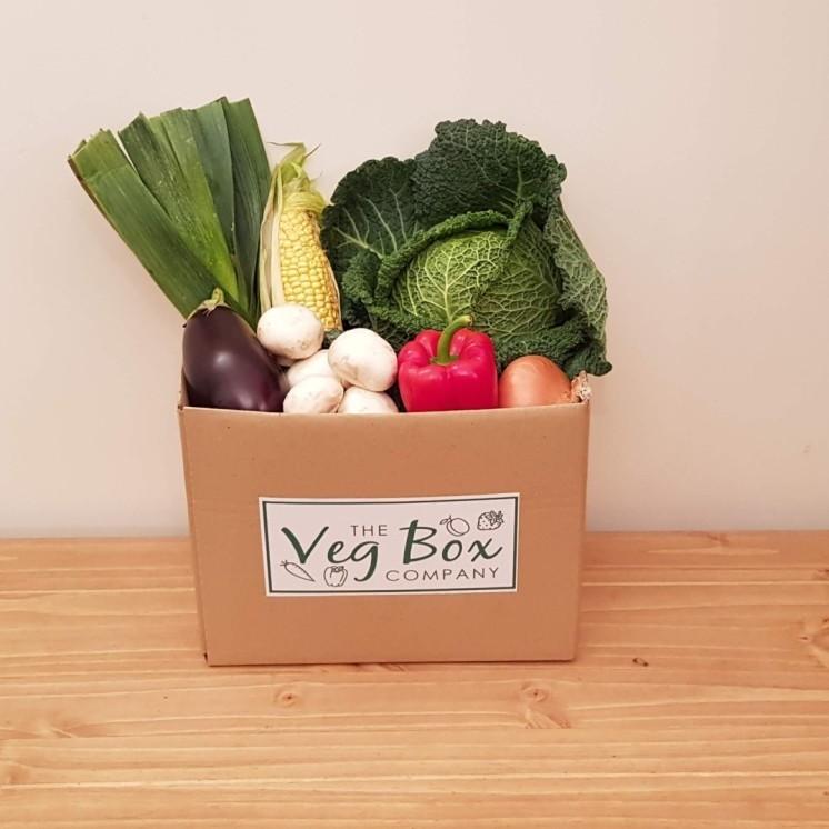 The No Roots Veg Box - £17.00