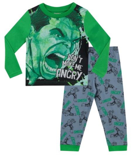 SAVE 23% on The Incredible Hulk Pyjama Set!